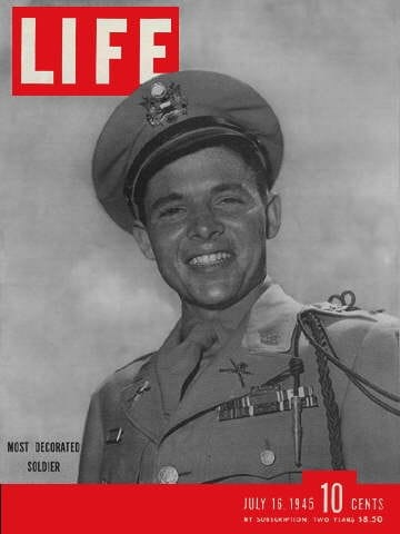 World War II Today: January 26 - Audie Murphy Dog Tags