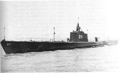 World War II Today: January 27 - USS Gudgeon