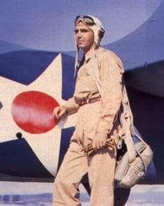 World War II Today: February 20 - Lt. Edward O'Hare WWII Fighter Pilot