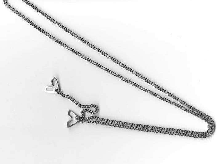 Reproduction m1940 Dog Tag Chain