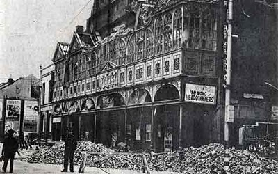 The Bombing of Portsmouth
