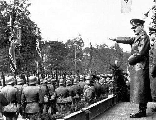 World War II Today: October 5  - Hitler Enters Warsaw