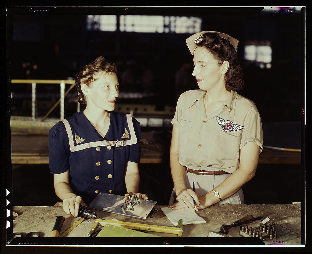 Pearl Harbor Widows - October 1942
