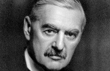 Neville Chamberlain Death - World War II Today November 9