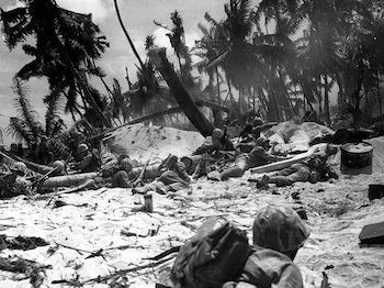 World War II Today: November 20 - Battle of Tarawa
