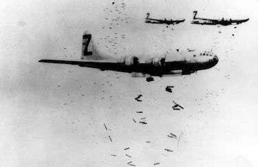 World War II Today: November 24 - B29s Bomb Tokyo