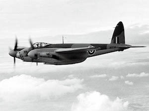 World War II Today: November 25 - De Havilland Mosquito