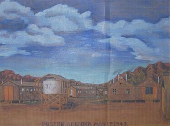 World War II Today: November 28 - Japanese relocation center at Poston, AZ closes.
