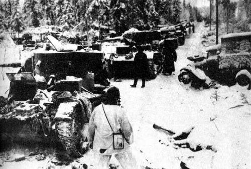 World War II Today: November 30 - Russia invades Finland