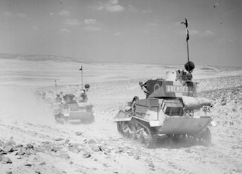 World War II Today: December 8 - Operation Compass North Africa