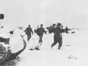 World War II Today: December 19 - 101st ABN in Bastogne