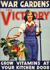World War II Today: December 19 - Victory Garden