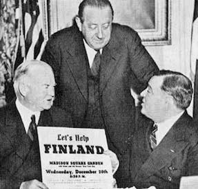 World War II Today: December 20 - Help Finland