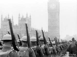 World War II Today: December 23 - First Canadian troops arrive in Britain.
