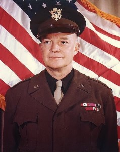Gen. Dwight Eisenhower, Dec. 1943