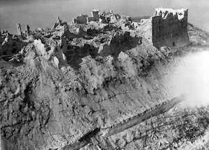 WW2 December 27 - Monte Cassino