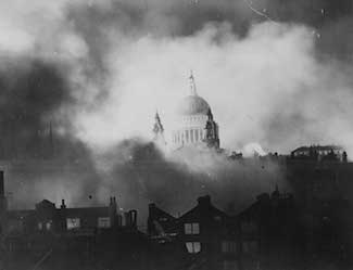 World War II Today: December 29 - London Bombed by Germans