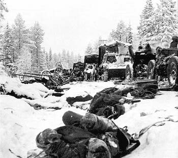 World War II Today: December 30 - Battle of Suomussalmi