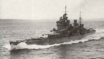 World War II Today: December 11 - Battleship HMSKing George V is commissioned.