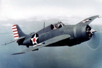 World War II Today: December 4 - F4F-3 Wildcat fighter enters service with US Navy.