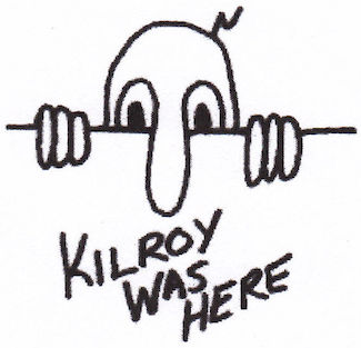 World War II Today: December 5 - Kilroy Was Here