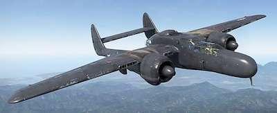 World War II Today: January 30 - P-61C Black Widow