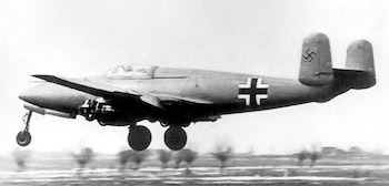 World War II Today: January 13 - Arado 280 Ejection Seat