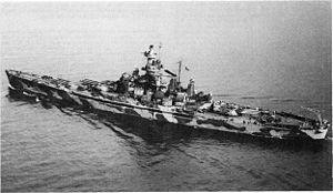 World War II Today: February 1 - USS Alabama