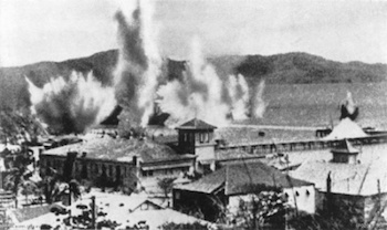 World War II Today: February 3 - Japanese bomb Port Moresby