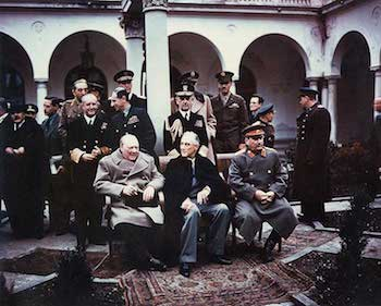 World War II Today: February 4 - Yalta Conference