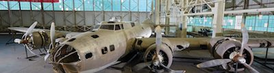 World War II Today: February 23 - B-17F Swamp Ghost