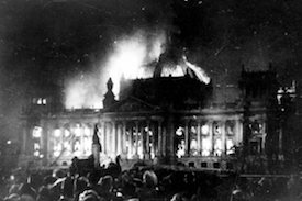World War II Today: February 27 - Reichstag fire