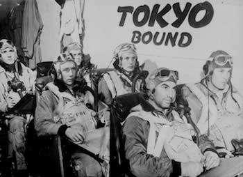 World War II Today: February 17 - 5th Fleet Pilots