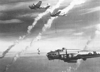 World War II Today: March 8 - B17s Bomb Berlin