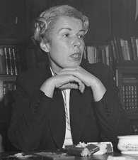 Axis Sally - Mildred E. Gillars