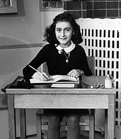 World War II Today: March 12 -Anne Frank