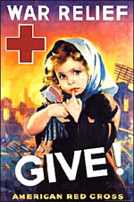 World War II Today: March 13 - American Red Cross War Relief