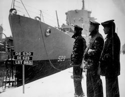 World War II Today: March 20 - USS Mason
