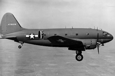 World War II Today: March 26 - C-46 Commando
