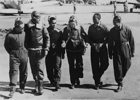 World War II Today: March 22 - 99th Pursuit Squadron - First All Black USAF Squadron