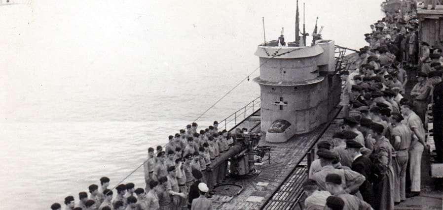 World War II Today: March 9 - U-510 in Lorient
