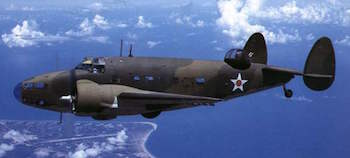 World War II Today: March 1 - Hudson Bomber