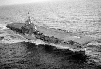 World War II Today: March 6 - HMS Victorious