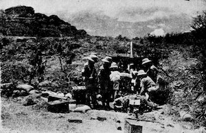 World War II Today: April 26 - The Italian fortress of Dessie, south of Amba Alagi is captured by South African forces.