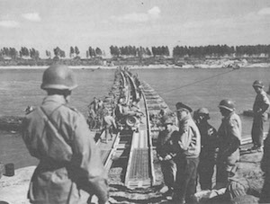 World War II Today: April 23 - River Po in Italy