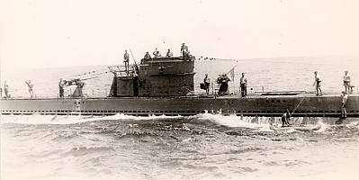 World War II Today: April 21 -U459: U-Boat Replenishment Ship