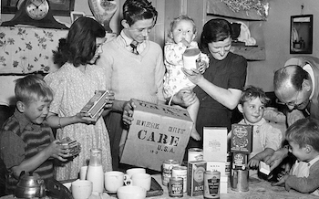 World War II Today: April 16 - Lend Lease Food for Britain