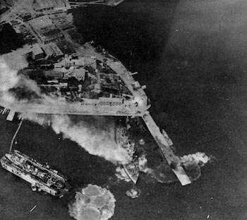 World War II Today: April 20 - Luftwaffe Bombs Athens