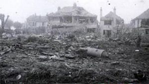World War II Today: May 1 - German mine-carrying bomber crashes on Clacton, Essex