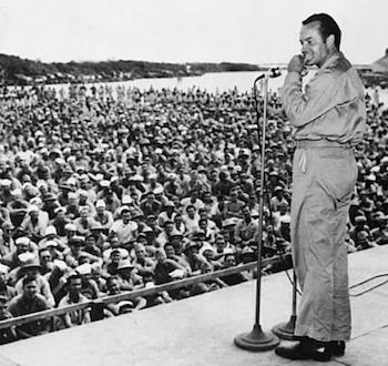World War II Today: May 6 - Bob Hope